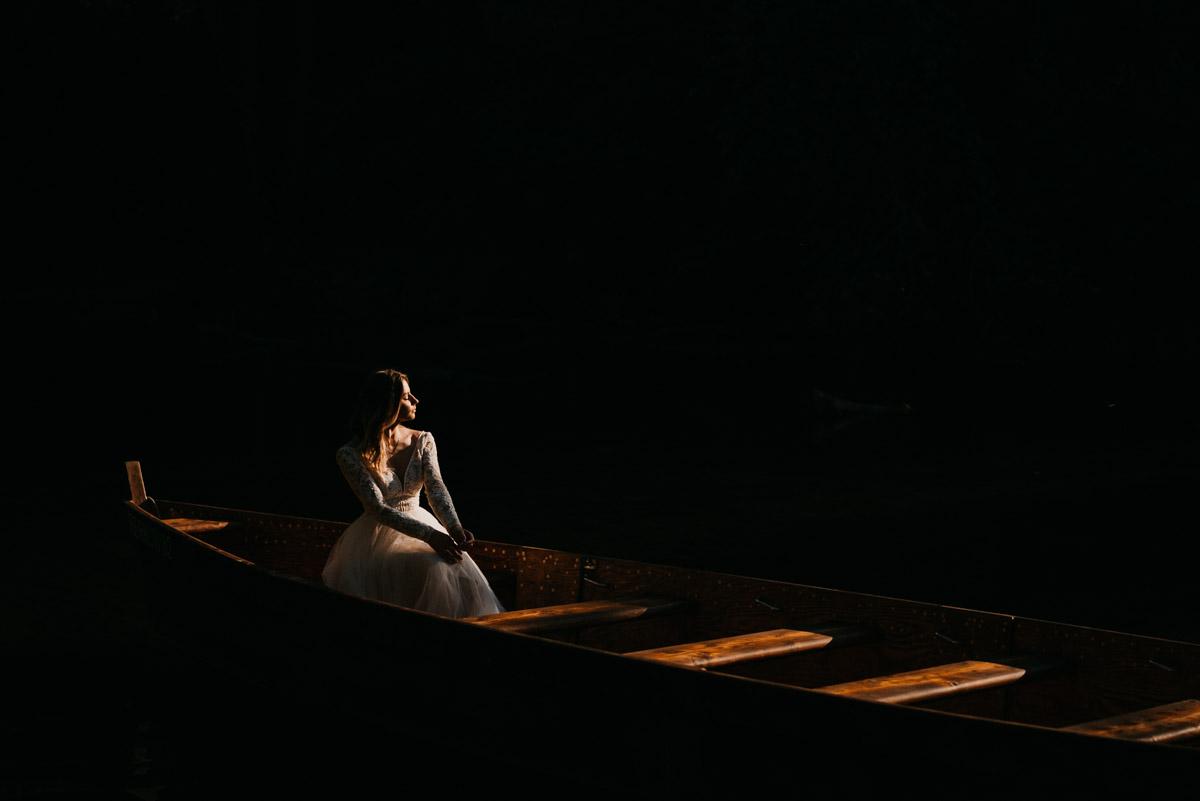 Sesja plenerowa na Mazurach
